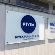 identyfikacja firmy nivea