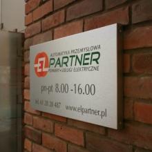 dibond szczotka El-Partner1