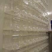 wyroby z plexi oslony na probki fabryka herbaty