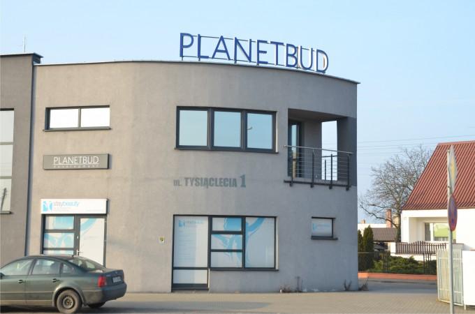 litery przestrzenne na budynek planetbud_01