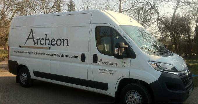 oklejanie samochodów archeon