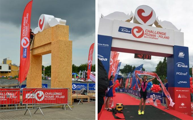 Nasz wkład w ENEA Challenge Poznań Triathlon