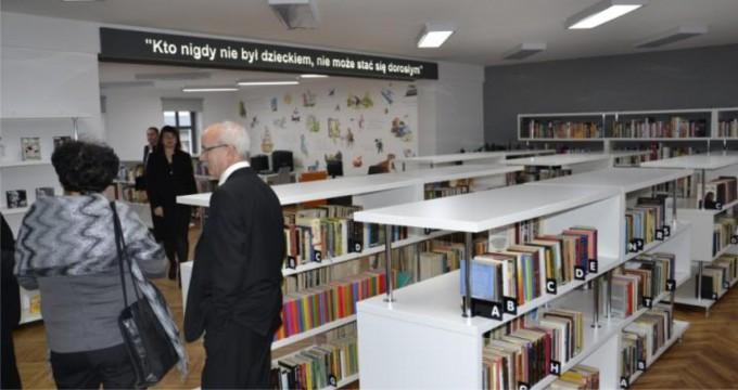 Biblioteki Zduny