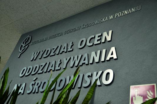 Litery  - logo instytucji